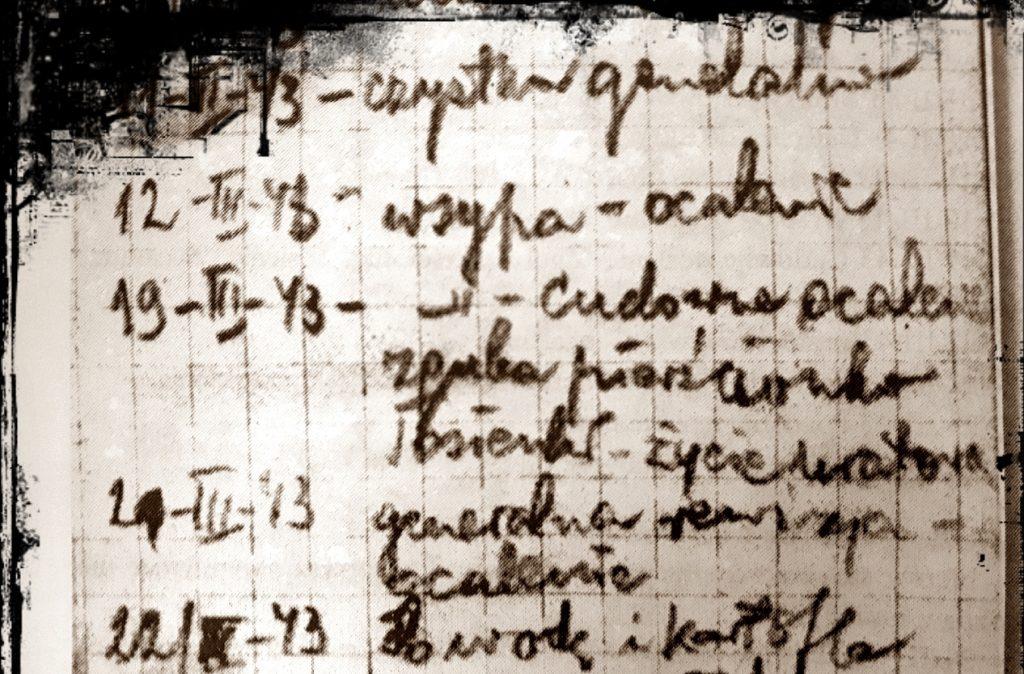 Прятался на чердаке одного из домов: приглашаем на перформанс по дневнику узника гродненского гетто