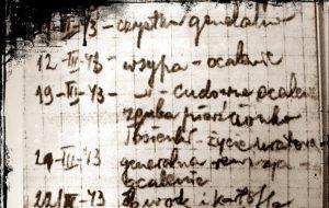 Прятался на чердаке одного из домов: приглашаем на перфоманс по дневнику узника Гродненского гетто