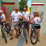 Гродненецы преодолели первый этап велотура вокруг Балтики
