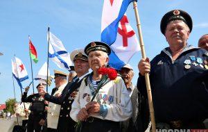 Военные моряки хотят установить в Гродно памятник в честь морской пехоты России