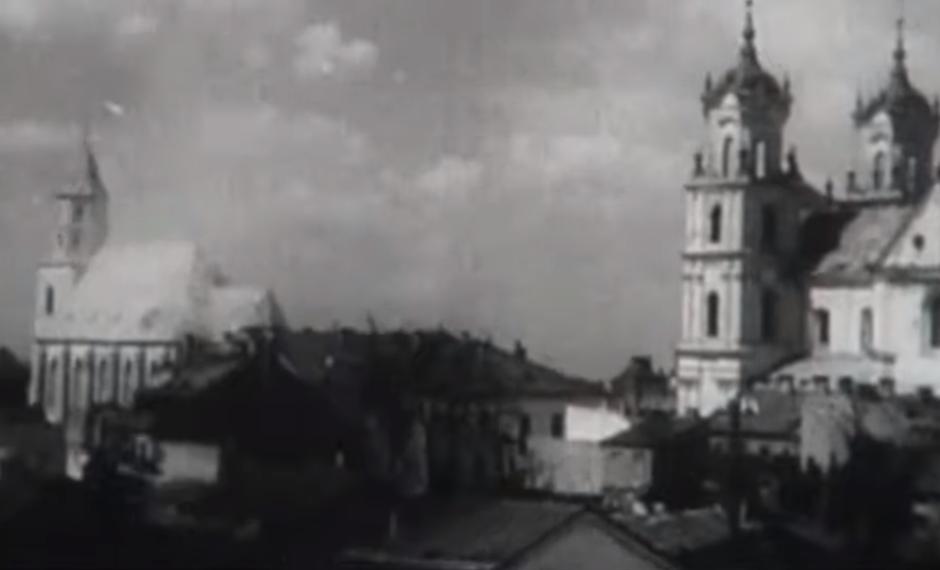 «Эта картина рассказала правдивую историю». В Гродно показали фильм про освобождение города в июле 1944