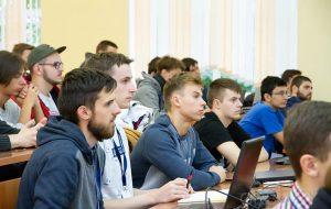 В Гродно проходят международные сборы студентов-программистов
