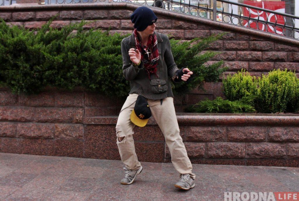 Гродненец танцует в неожиданных местах. Это началось после поездки в Швецию