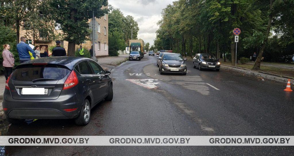 В Гродно сбили 10-летнего мальчика. Он в больнице (обновлено)