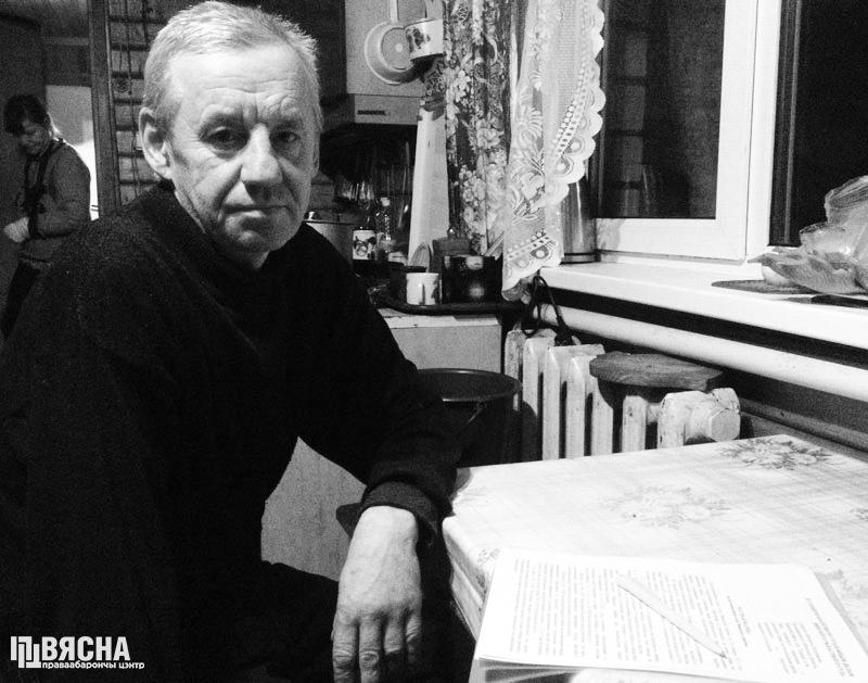 Андрэй Палуда: Адмена смяротнай кары патрэбна ў першую чаргу не нашай дзяржаве, а кожнаму беларусу асабіста