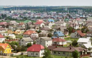 В деревне Чещавляны под Гродно горожане раскупили все участки. Почему?