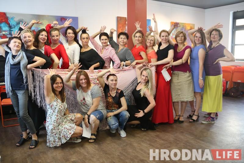 Фламенко пришло в Гродно. Пока только на один день (фото)