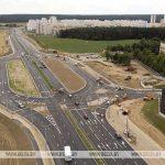 В Гродно открыли движение по участку проспекта Янки Купалы (обновлено)