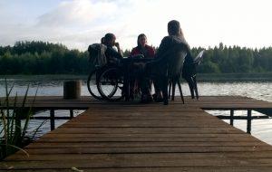 """Интеграционный лагерь """"Круглое озеро"""" приглашает гродненцев"""