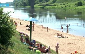 В Гродно запретили купание на Юбилейном и ограничили еще в двух местах