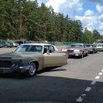 Фотофакт. Смотрите, как литовцы едут на гродненский SunDay