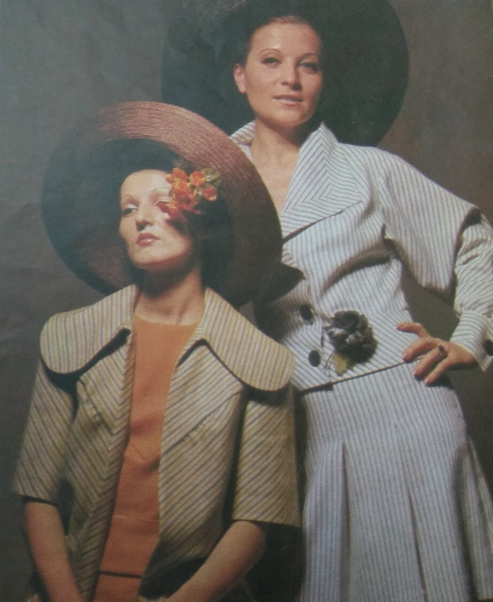 Что носили белорусские модницы 50 лет назад