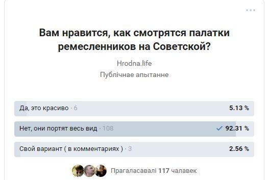 «Разрешение не требуется, но есть нюансы». Почему по выходным пешеходная Советская так похожа на рынки 90-х?