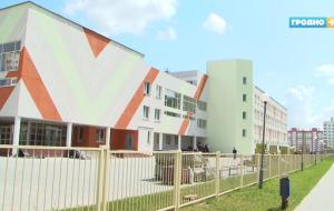 Ольшанка. Как готовят к открытию самую большую школу области