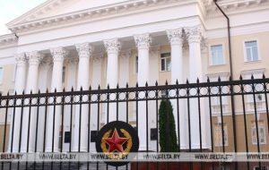 Минобороны: смерть контрактника Гродненского гарнизона не связана со службой