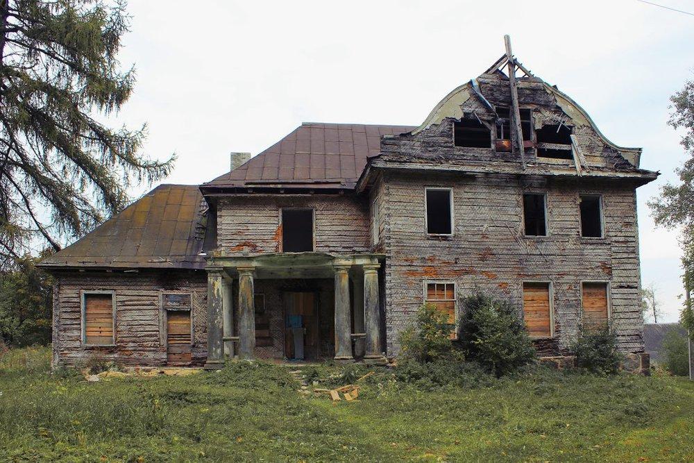 Усадьбу самого богатого еврея Беларуси выставили на аукцион. Здание в Ошмянах оценили в 4 тысячи долларов
