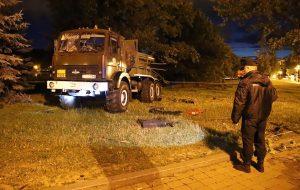 Задержаны подозреваемые по делу о взрывах фейерверочных изделий в Минске