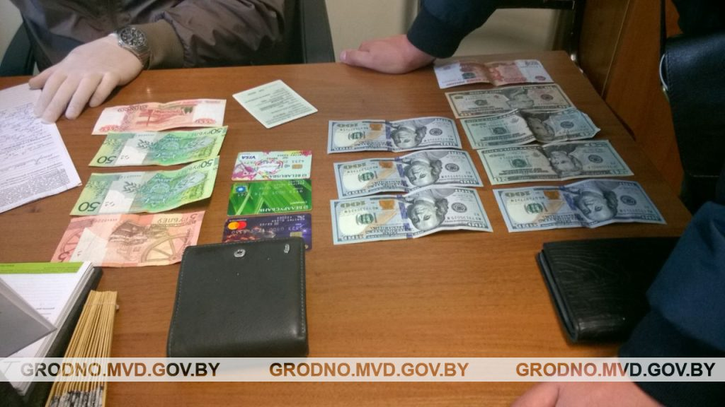 В Дятлово задержали за взятку «антикризисного управляющего»