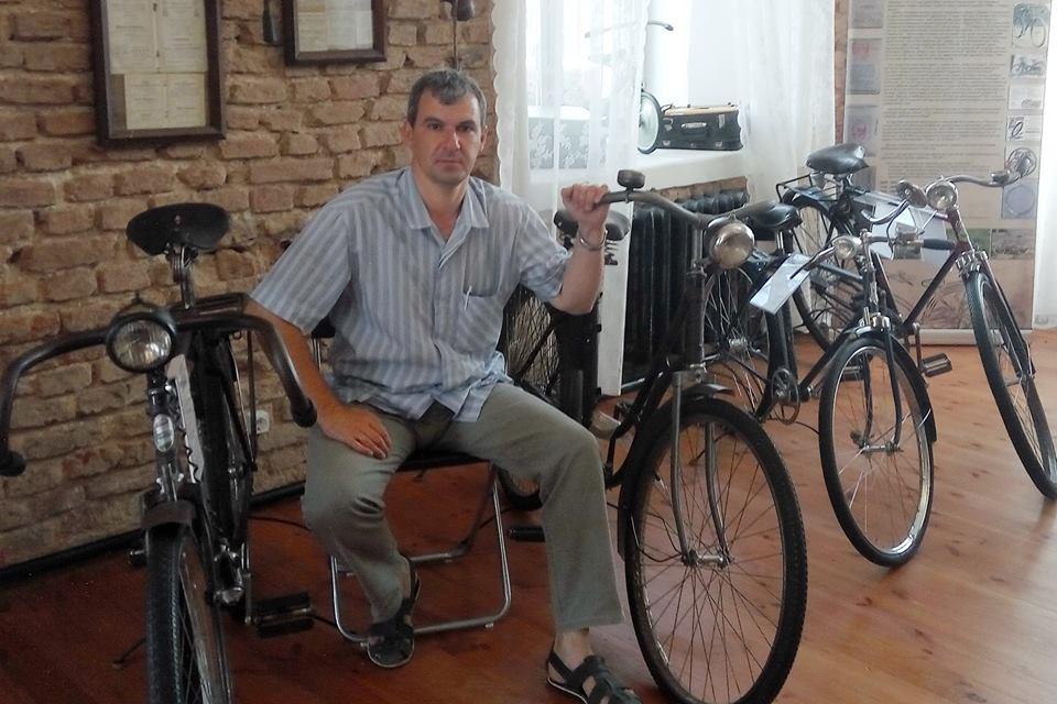 """Возвращение легенды: в Гродно на выставке покажут велосипеды """"Неман"""""""