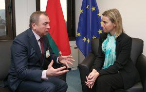 Андреа Викторин: визовое соглашение между Беларусью и ЕС будет подписано осенью