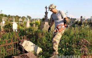 Последняя уборка на Фарном кладбище: гродненцев приглашают принять участие