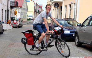 «Белорусский пограничник мечтает жить в Австралии». Голландский турист рассказал о приключениях на Гродненщине