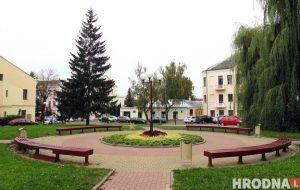 Сквер перед Домом быта «переедет» на Советскую