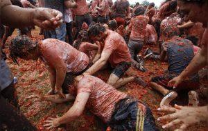 В суботу в Ивье устроят битву помидорами