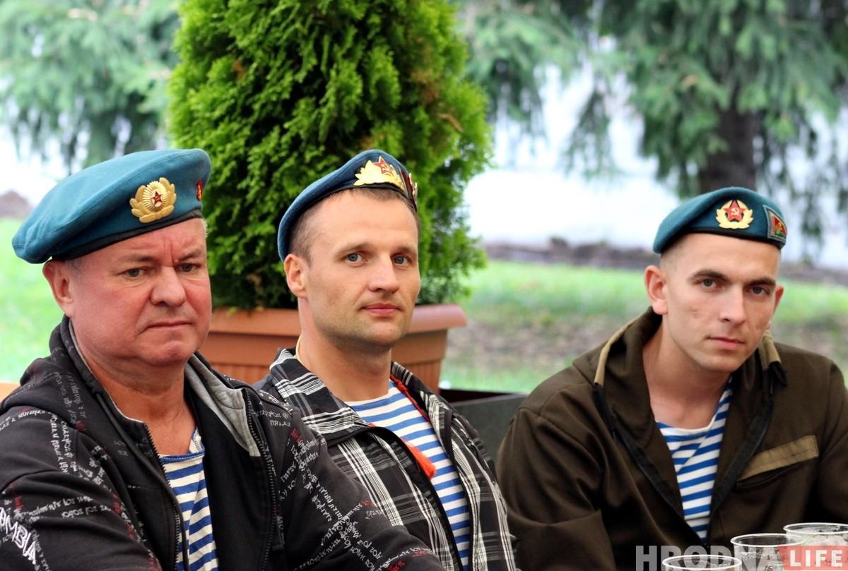 ФОТА: У Гродне адзначаюць Дзень ПДВ