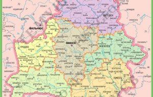 Баранавічы, Бабруйск, Барысаў… Якія новыя вобласці варта стварыць у Беларусі?