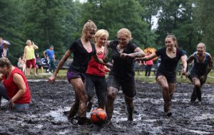 Под Гродно пройдут соревнования по болотному футболу