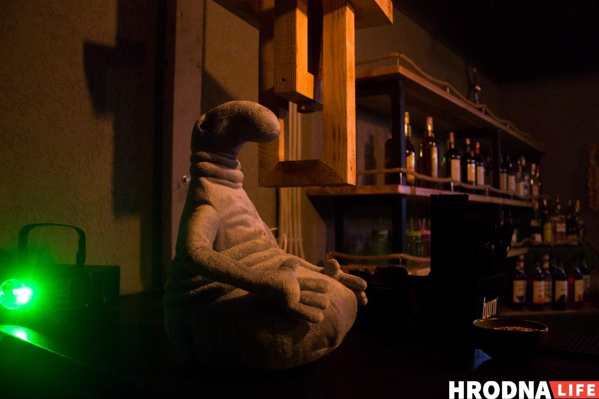 У Гродне адкрыўся бар Crazy Dog: глядзі фота з першай паці