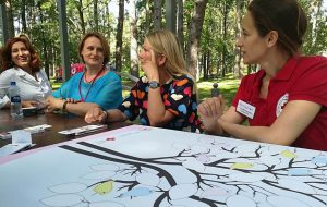 В Гродно открылся лагерь для детей с инвалидностью и их родителей. Желающих - вдвое больше, чем мест