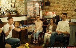 На празднике сыра в Гродно будут готовить кофе инклюзивные бариста