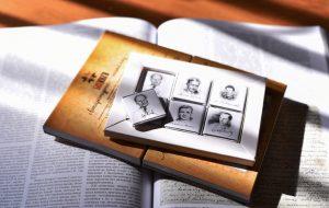 """Выпустили """"Литературный шоколад"""" ко Дню белорусской письменности"""