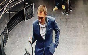 Мужчина, выпивший чужой коктейль и забравший чужой рюкзак, сам пришёл в милицию
