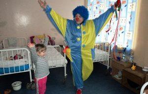 В Гродно научат, как стать больничным клоуном