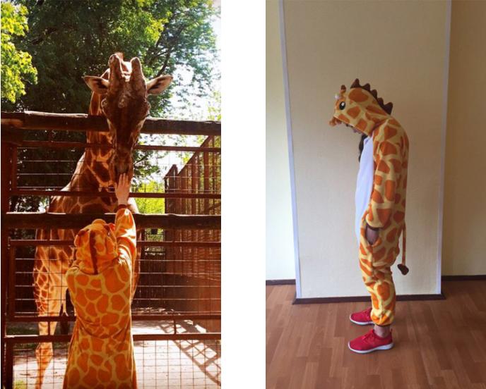 Пижамы кигуруми: где купить популярные модели