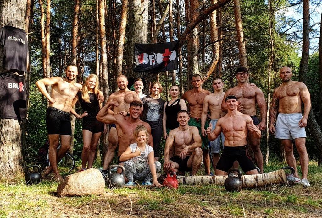 Тренировки на улице в Гродно: где можно заниматься спортом с крутыми парнями