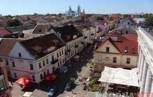 Бесплатные экскурсии по Гродно пройдут в День города