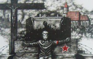 Тадзік Ясінскі абарона Гродна Tadek Jasiński