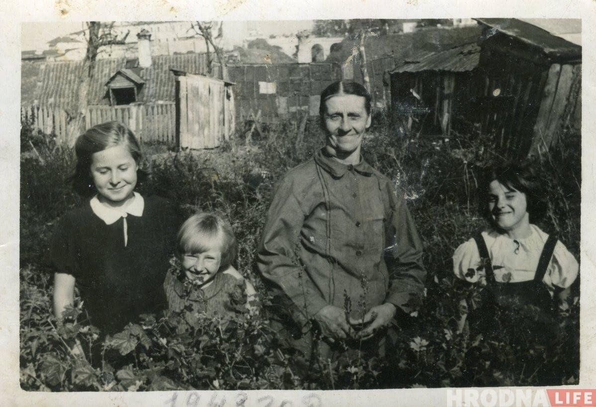 Успаміны 84-гадовай гродзенкі: «Тата памёр, а маму арыштавалі. Мы засталіся адны»