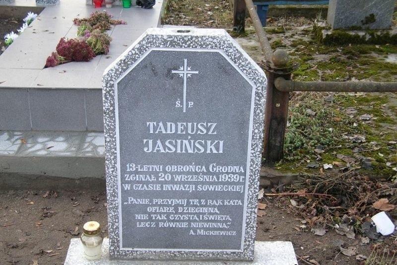 Тадзік Ясінскі - сімвал ці рэальны герой? 80 гадоў таму пачалася абарона Гродна