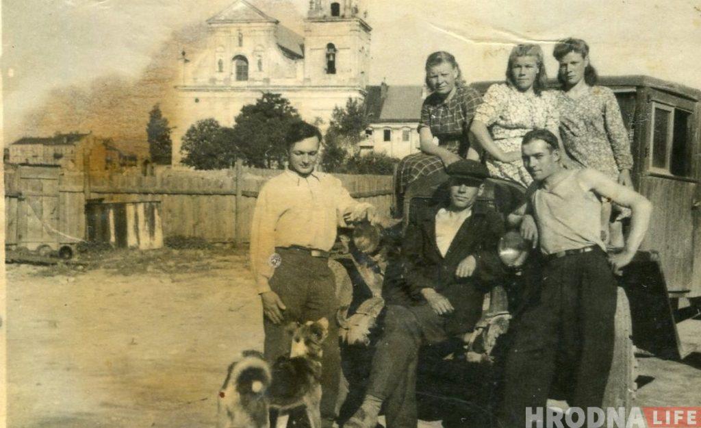 Успаміны сталых гродзенцаў:  гісторыя чалавека, які працаваў у гета і дапамагаў яўрэям