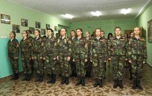 В Гродно открыли центр допризывной подготовки