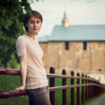 """Алена Шчасная: """"Я - архітэктар па жыцці"""""""