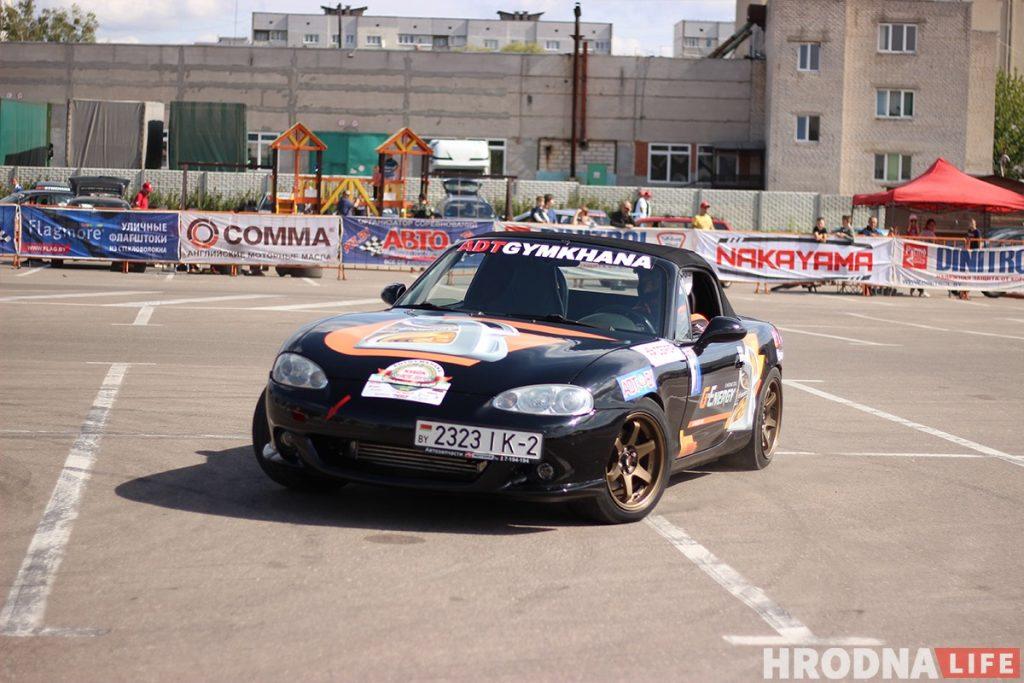 Четвертый этап кубка ADTBY по джимхане в Гродно