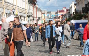 Гродно признали лучшим для бизнеса среди областных центров