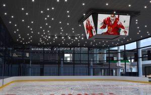 В Гродно появится хоккейный каток, как влитовском «Акрополисе»
