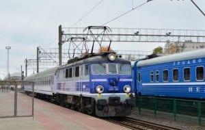 Поезд Гродно Краков PKP InterCity